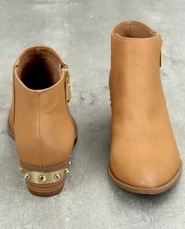 9fa90ffa4937 Leather Ankle Boots - Sam Edelman Booties Price  80.00