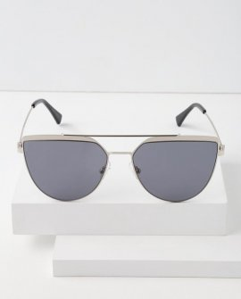 Sun and Only Silver Sunglasses