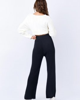Majid Black Pants