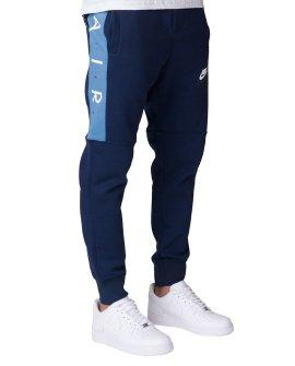 c0cacc48d54ba3 Nike Air Fleece Jogger Mens Navy Blue