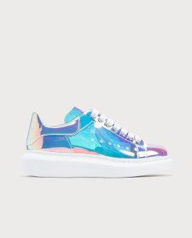 Alexander McQueen Fantasy Transparent Oversized Sneaker