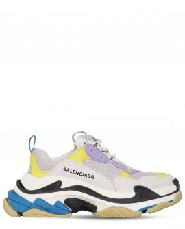Balenciaga 60MM Triple S Mesh Sneakers