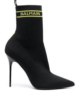 Balmain Skye 95 ankle boots