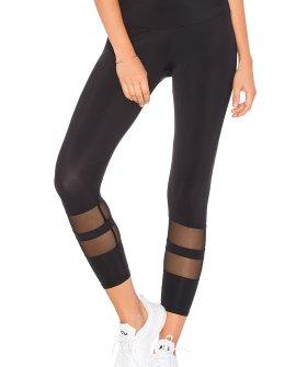 Black Racer Pants (Leggings)