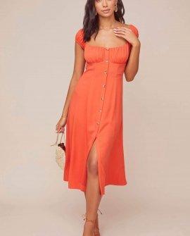 Bounjour Midi Dress