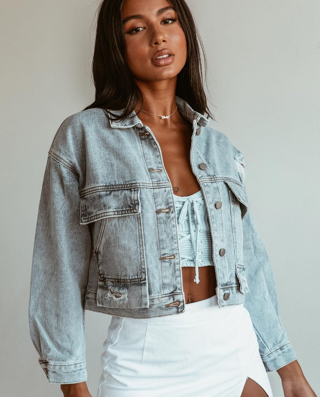 Calvin Denim Jacket