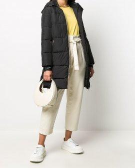 Calvin Klein detachable-hood padded coat