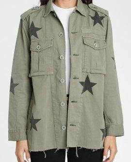 Camilo Military Jacket - Royal Honor