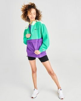 Champion Packable Colorblock Wind Jacket