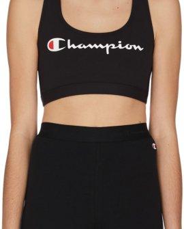 Champion  Reissue Script Logo Bra - Black
