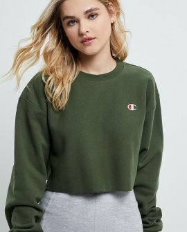 Champion Reverse Weave Cropped Sweatshirt