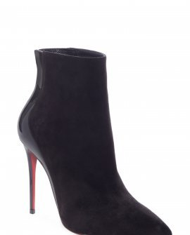 Christian Louboutin Delicotte Pointy Toe Bootie