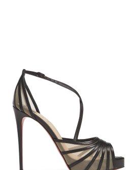 Christian Louboutin Filamenta Strappy Platform Sandal