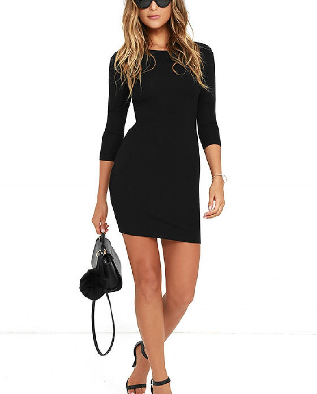 Comeback Baby Black Dress