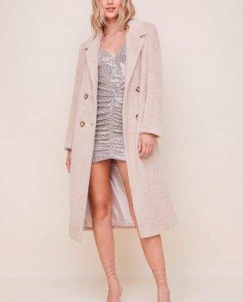 Daria Midi Coat