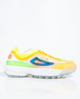 FILA Womens Disruptor II In Multi Translucent