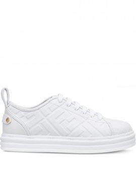 Fendi FF embossed sneakers