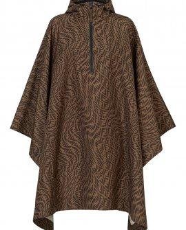 Fendi FF-motif hooded cape