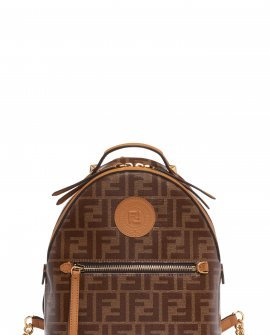 Fendi Mini Logo Backpack