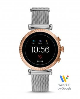 Gen 4 Smartwatch Stainless Steel Mesh