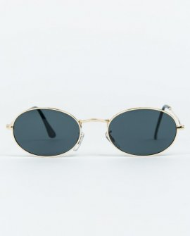 Frankie Oval Sunglasses