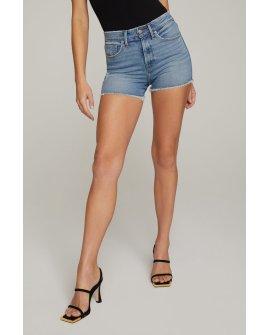 Cut Off Shorts Shadow Pockets