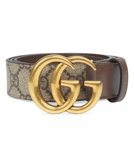 GG Supreme Canvas Belt