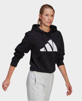 Women's adidas Sportswear Relaxed Doubleknit Hoodie