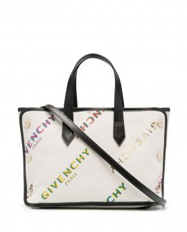 Givenchy Bond Shopper logo-print tote bag