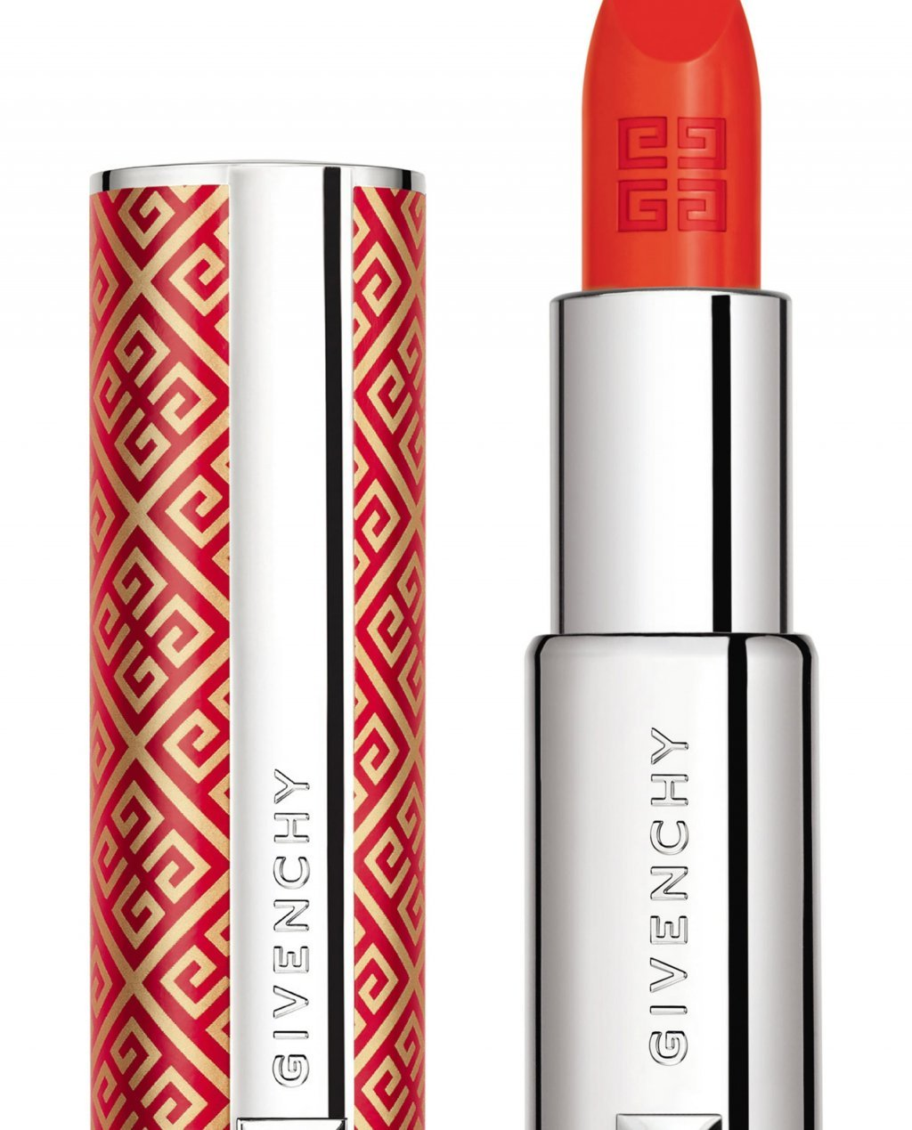 Givenchy Le Rouge Lunar New Year Semi-Matte Lipstick