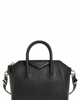 Givenchy Small Antigona' Leather Satchel