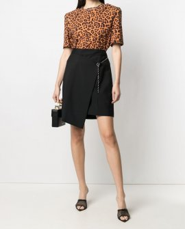 Givenchy wrap-around skirt