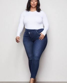 Good Legs Crossover Jeans