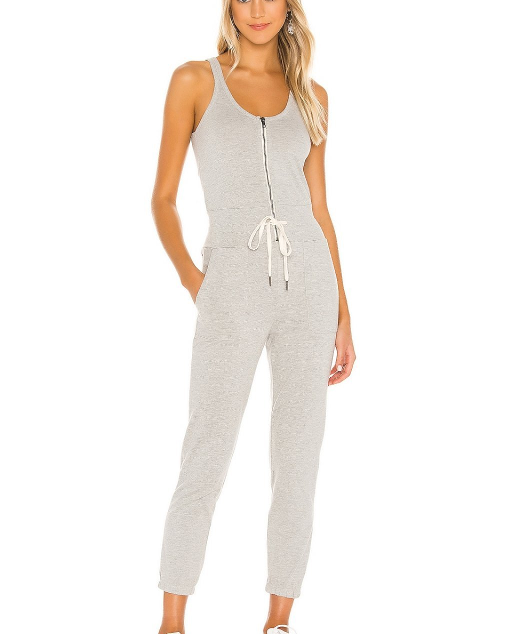 Griffith Jumpsuit in grey
