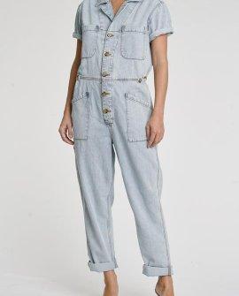 Grover Short Sleeve Field Suit - Eldridge