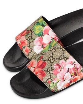 Gucci Women's Pursuit Pool Slide Sandals