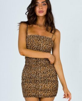 Kenzya Mini Dress