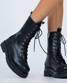 Lady Madonna Boot Black