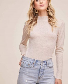 Leila Turtle Neck Sweater