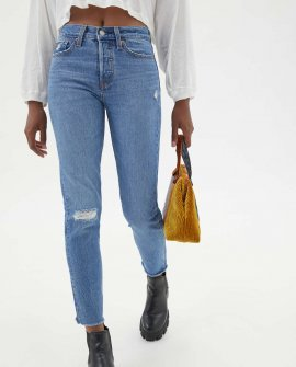 Levi's Wedgie Icon Jean – Athens