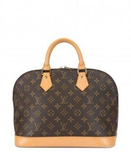 Louis Vuitton Alma MM tote