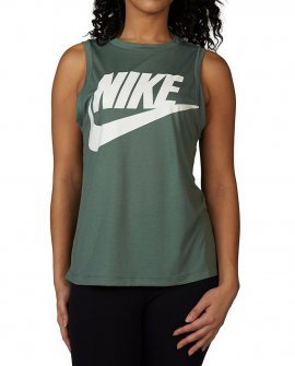 Medium Green Nike Top