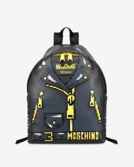 Moschino Backpack Pixel Capsule