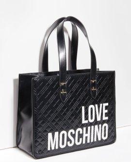Moschino Love Moschino Logo Tote