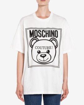 Moschino Teddy Label T-Shirt