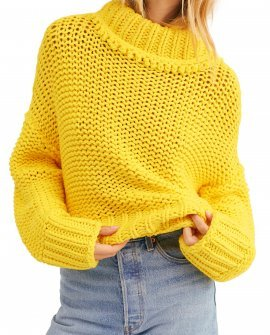 My Only Sunshine Sweater