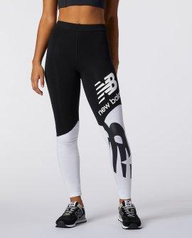 NB Athletics Splice Graphic Legging