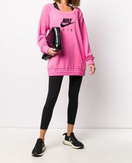 Nike Air oversized logo-print sweatshirt