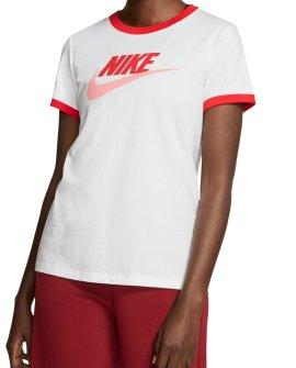 Nike Futura Logo Cotton Ringer Tee