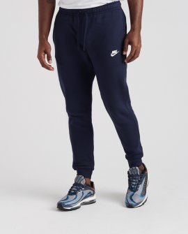 Nike Mens Navy Jogger Pants